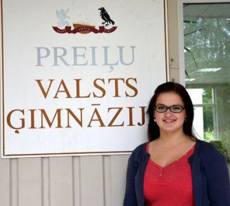 Lueta Marija Vjakse - parlamenta prezidente