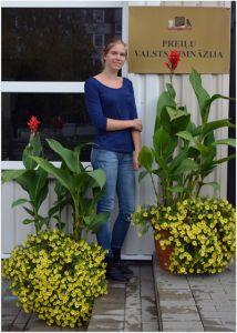 Anna Svetlova, 2.D